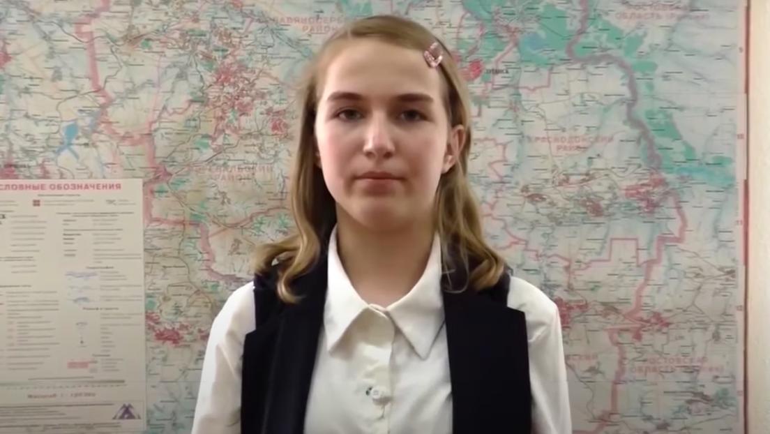 Nach Aufruf zur Friedensstiftung: Ukrainisches Portal Mirotworez setzt 12-Jährige auf Abschussliste