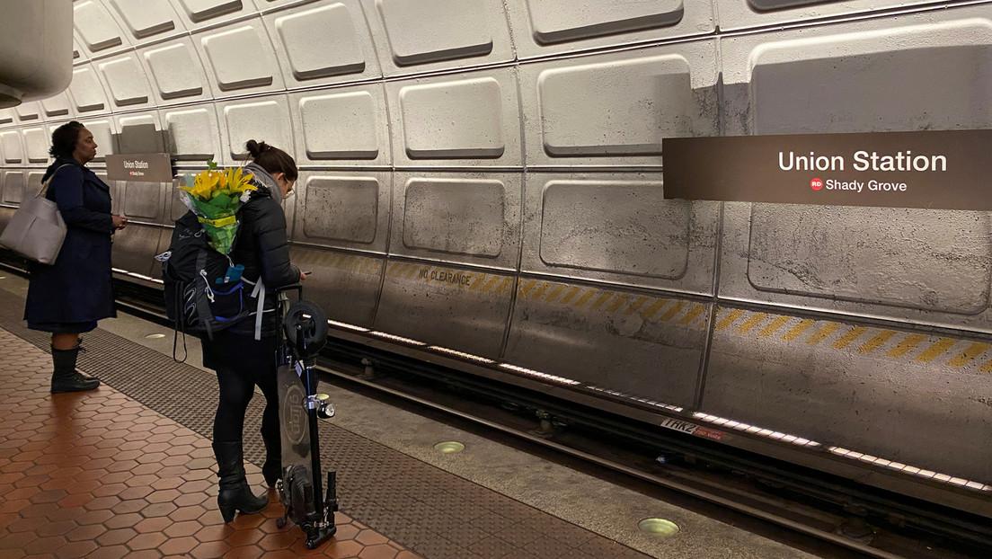 Washington, D.C.: 60 Prozent der U-Bahn-Wagen aus Sicherheitsbedenken außer Betrieb gesetzt