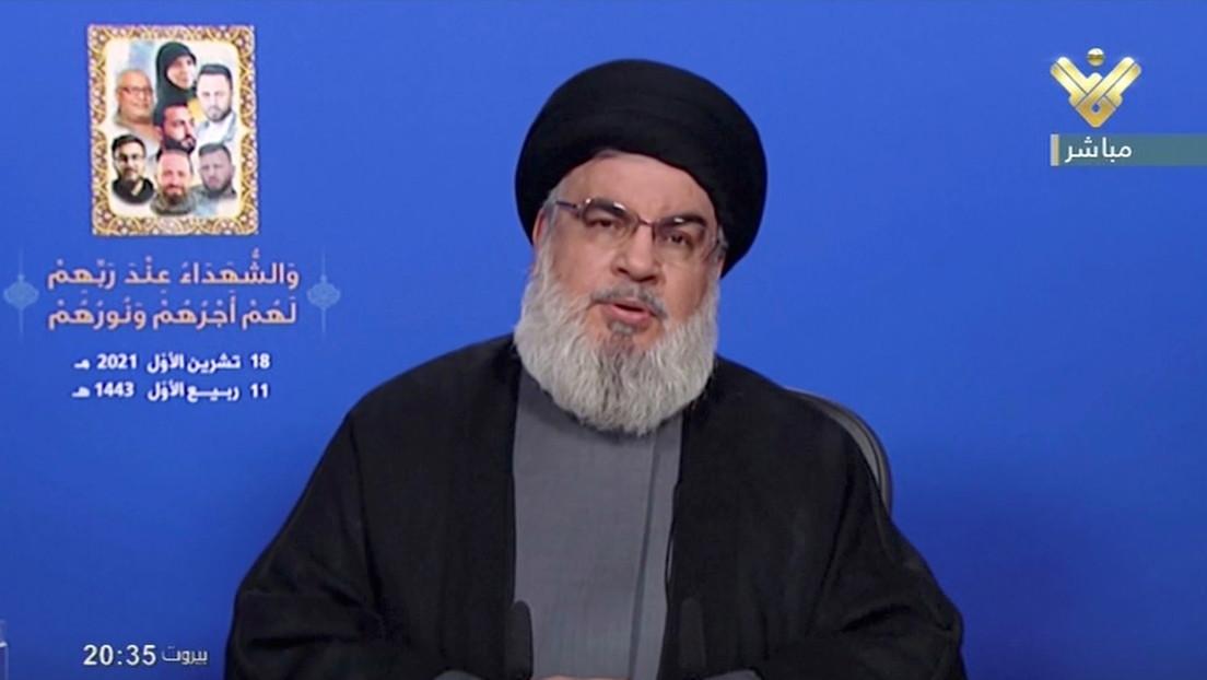Nach Feuergefechten in Beirut: Nasrallah warnt vor einem von außen geförderten Bürgerkrieg