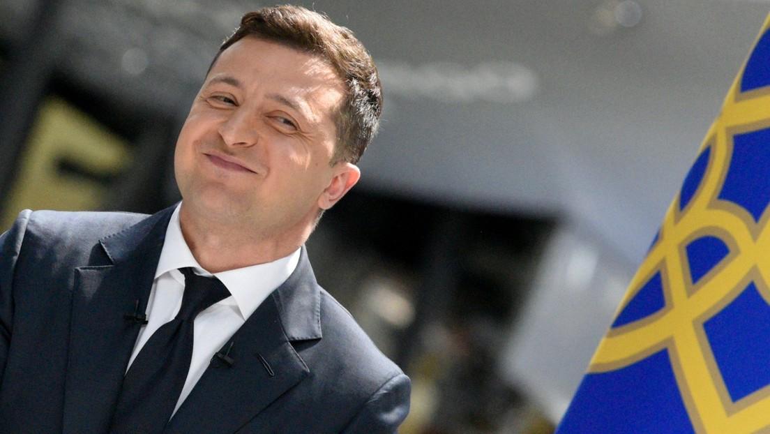 Selenskij: Wenn es nach von der Leyen und Michel ginge, wäre die Ukraine längst Mitglied der EU