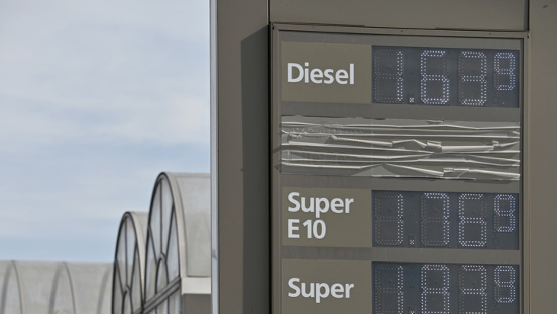 Dieselpreise erreichen Rekordhoch in Deutschland – Mittelstand warnt vor Wirtschaftskrise