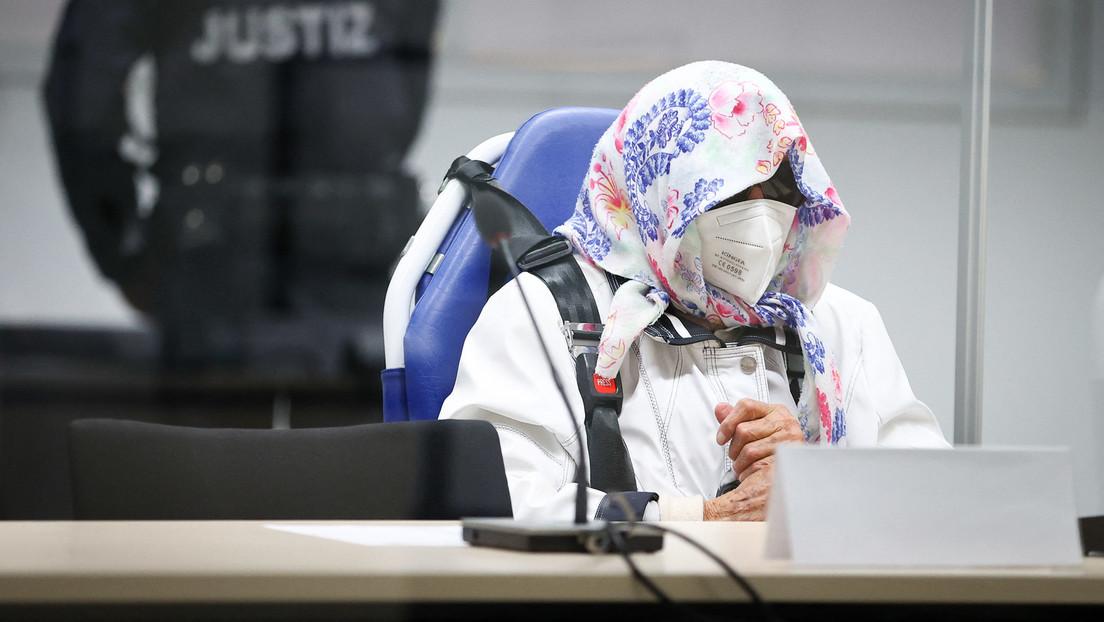 Prozess gegen ehemalige KZ-Sekretärin: Nach Fluchtversuch nun Anklage gegen 96-Jährige