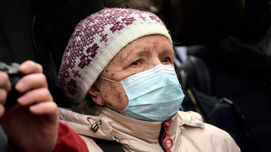 Corona-Maßnahmen in Moskau: Viermonatige Selbstisolation für Senioren und chronisch Kranke