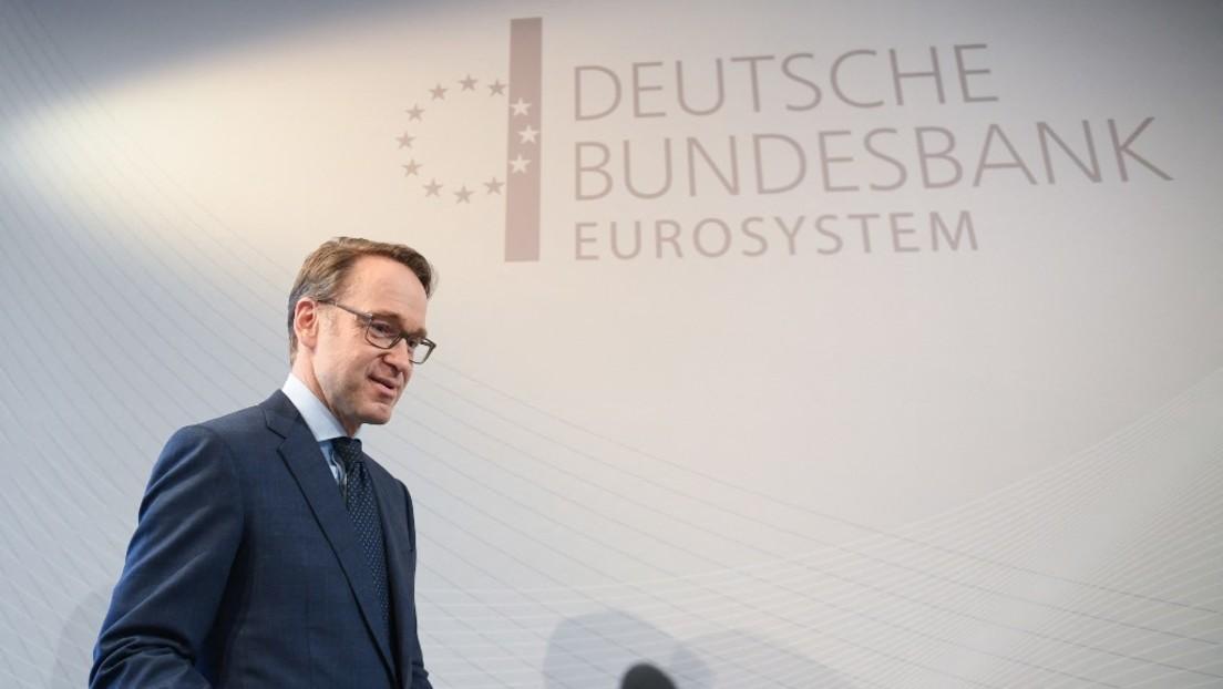 """Bundesbank-Präsident Weidmann tritt aus """"persönlichen Gründen"""" zurück"""
