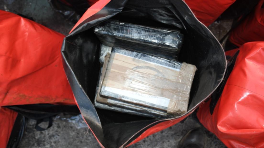 Senegal: Marine beschlagnahmt Rekordsendung von über zwei Tonnen reinem Kokain