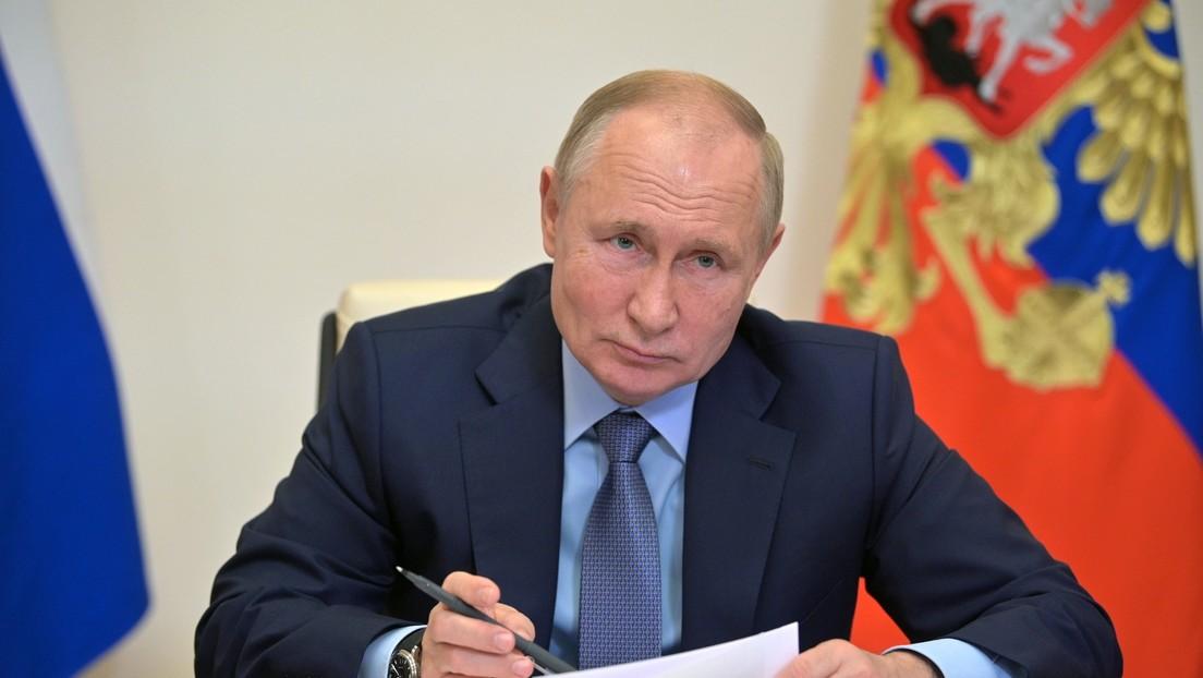 Putin kündigt wegen COVID-19-Lage in Russland neun arbeitsfreie Tage an