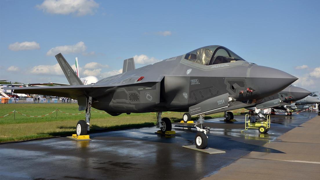 """F-35 als """"Trojanisches Pferd"""" in den Alpen? – Schweiz will US-Tarnkappen-Atombomber kaufen"""