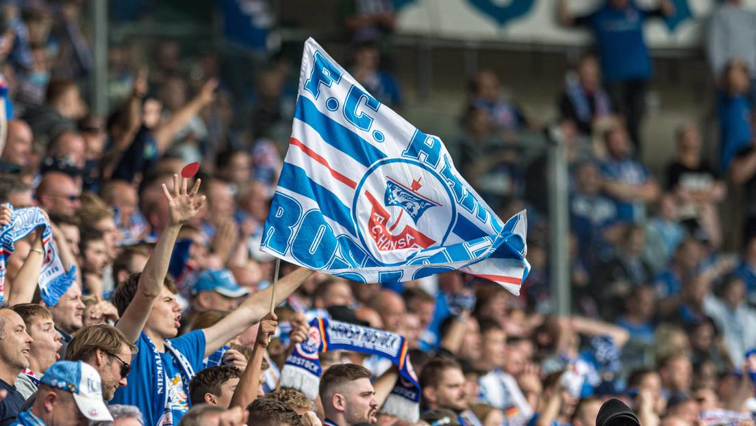 Aufgrund der 2G-Regelung: Hansa Rostock gibt Gästekontingent beim FC St. Pauli zurück