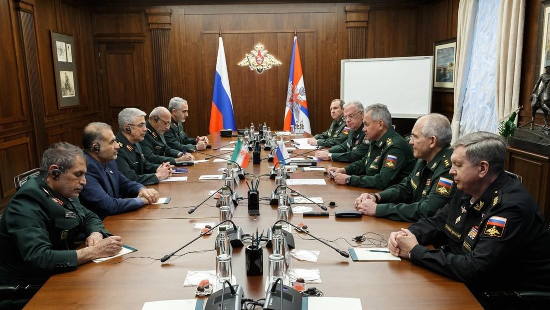 Teheran und Moskau wollen militärische Zusammenarbeit verstärken