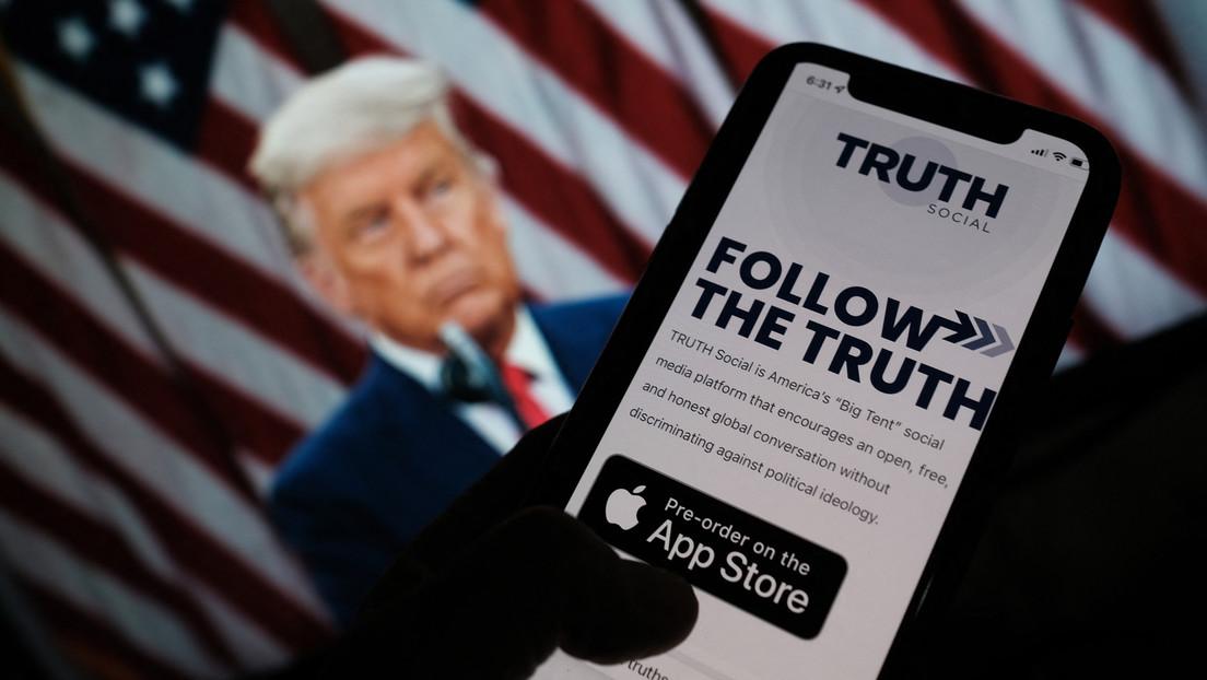 "Aus Protest gegen Big-Tech-""Tyrannei"": Donald Trump kündigt eigenes soziales Netzwerk an"
