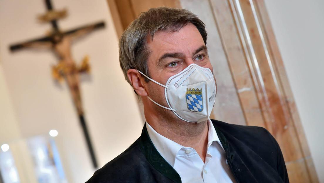"""Keine Rechtsgrundlage mehr für """"ganz normale Ideen""""? Söder warnt vor Ende der epidemischen Lage"""
