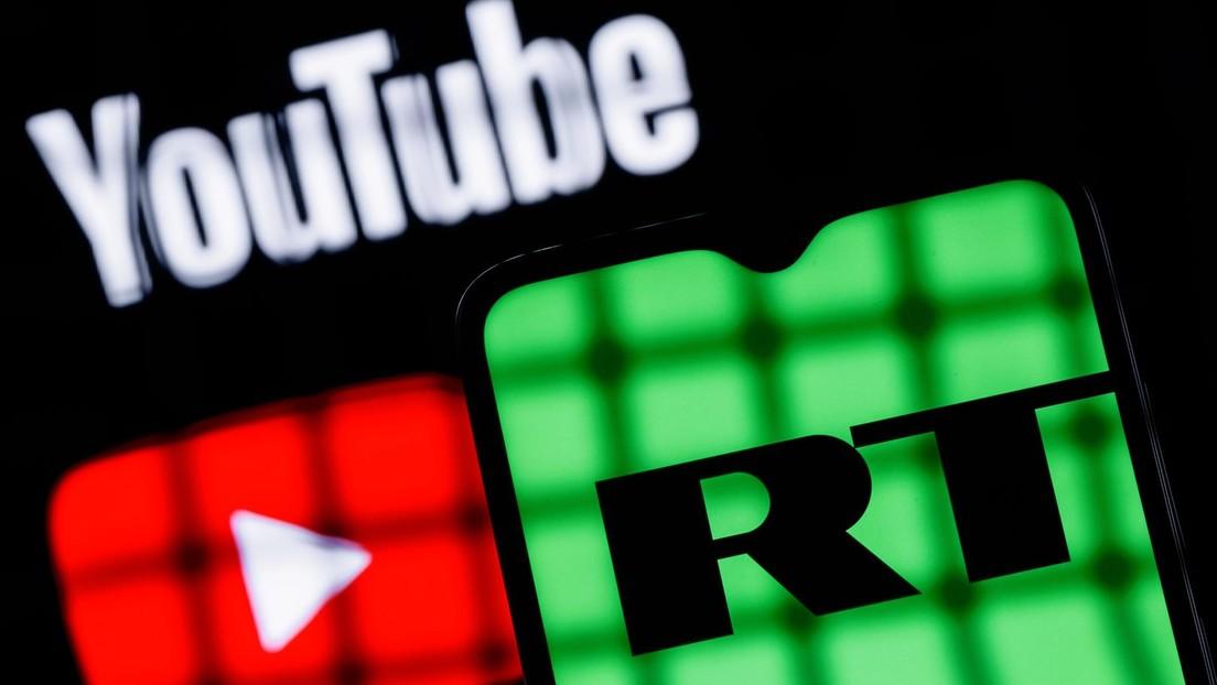 YouTube-Sperre: RT DE beantragt einstweilige Verfügung