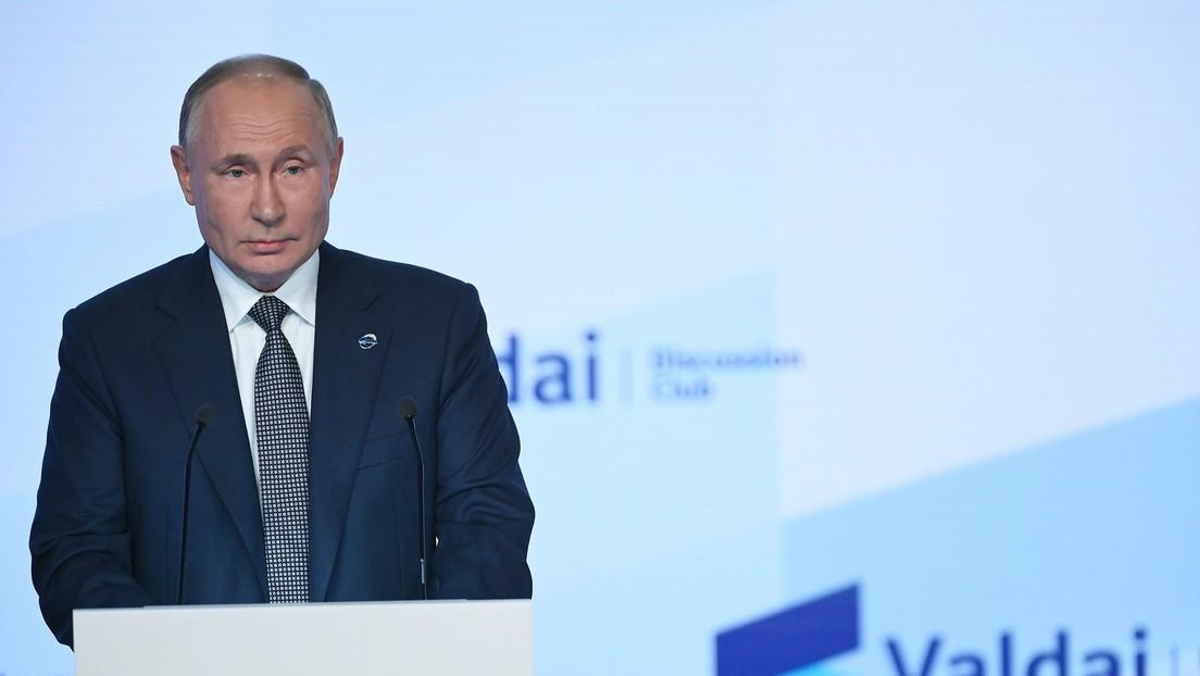 Putins Rede beim diesjährigen Waldai-Forum im Überblick