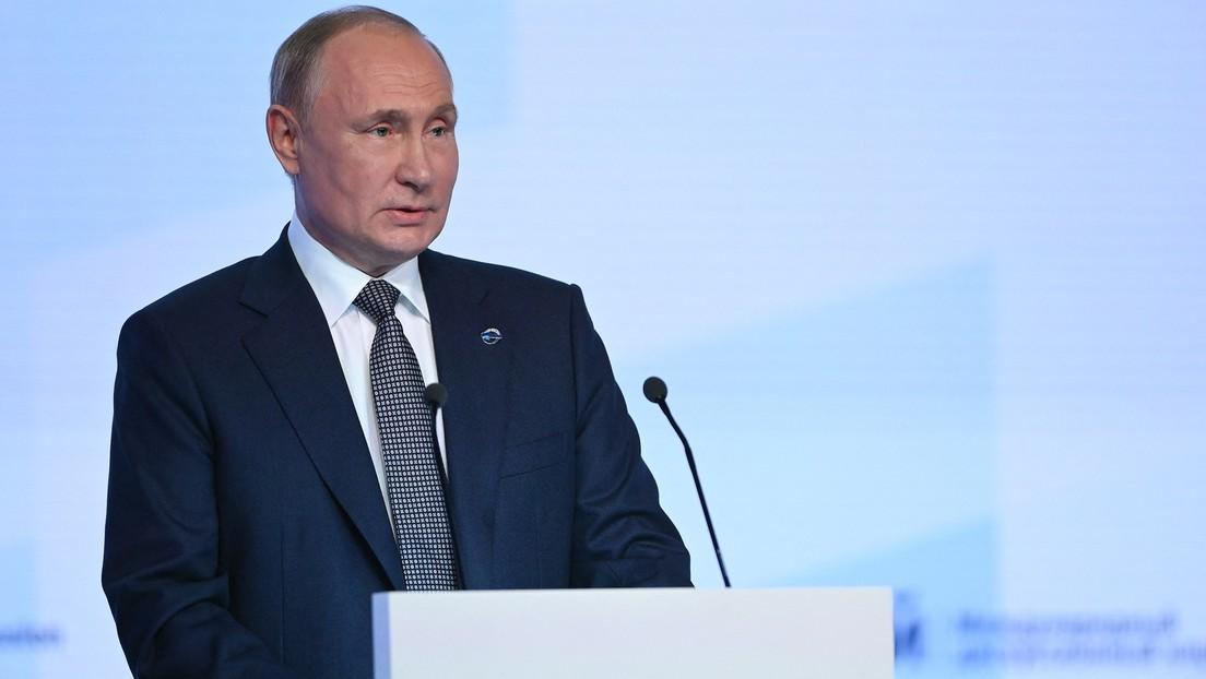 """Putin über Recht von Kindern auf Geschlechtswechsel: """"Ein Verbrechen gegen die Menschheit"""""""