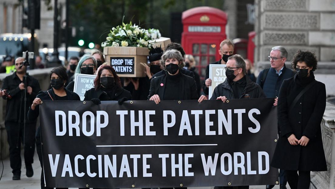 USA drängen die EU auf Aussetzung des Patentschutzes für Coronavirus-Impfstoffe