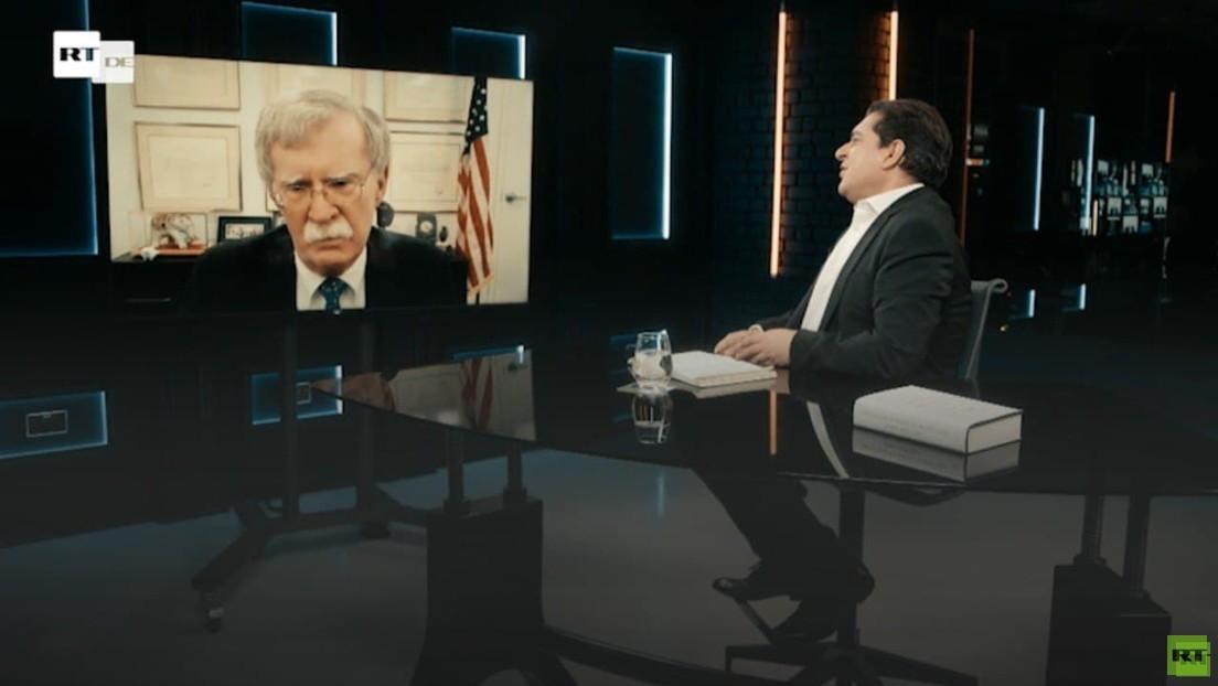 Ex-Sicherheitsberater Bolton im RT-Interview: USA ziehen sich von internationaler Bühne zurück