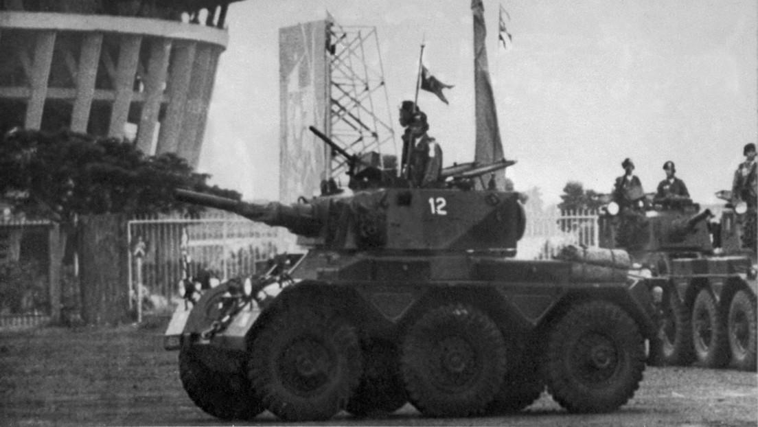 George Galloway: Wer gedenkt der 3.000.000 Indonesier, die mit britischem Zutun massakriert wurden?