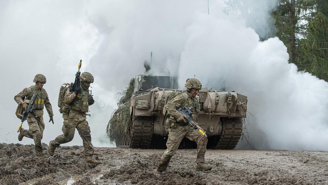 Russisches Außenministerium: Wir wissen von NATO-Stationierung in Nähe von Russlands Grenzen