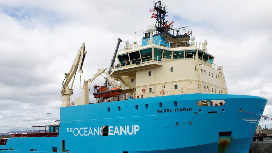 Ocean Cleanup: Fast 30 Tonnen Plastikmüll aus dem Pazifik gefischt