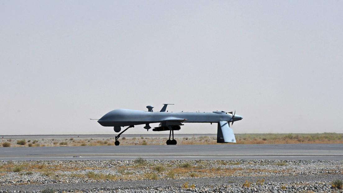 "US-Drohnenangriff in Syrien tötet mutmaßlichen ""Al-Qaida-Führer"""