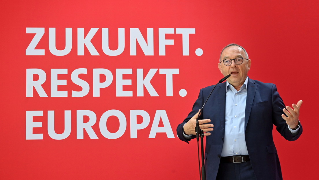 SPD-Chef Walter-Borjans plädiert für Inbetriebnahme von Nord Stream 2