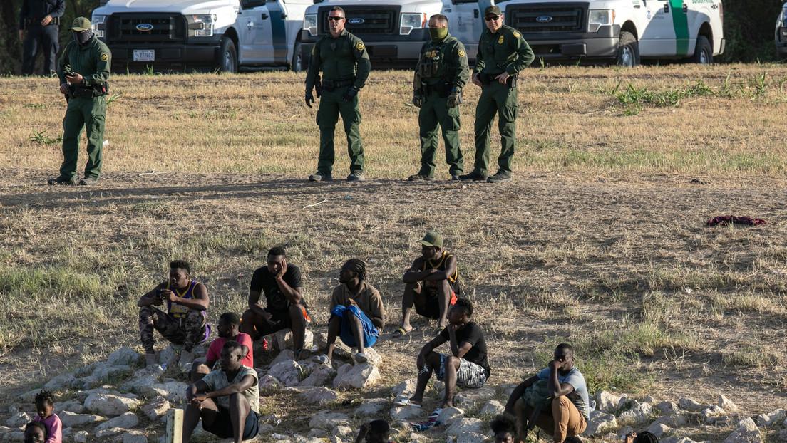 USA: Fast 200.000 illegale Einwanderer im September an US-Grenze aufgegriffen