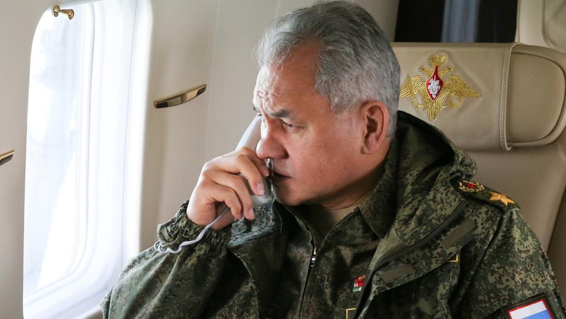 """Sergei Schoigu antwortet AKK: """"Die Sicherheit in Europa kann nur eine gemeinsame sein"""""""