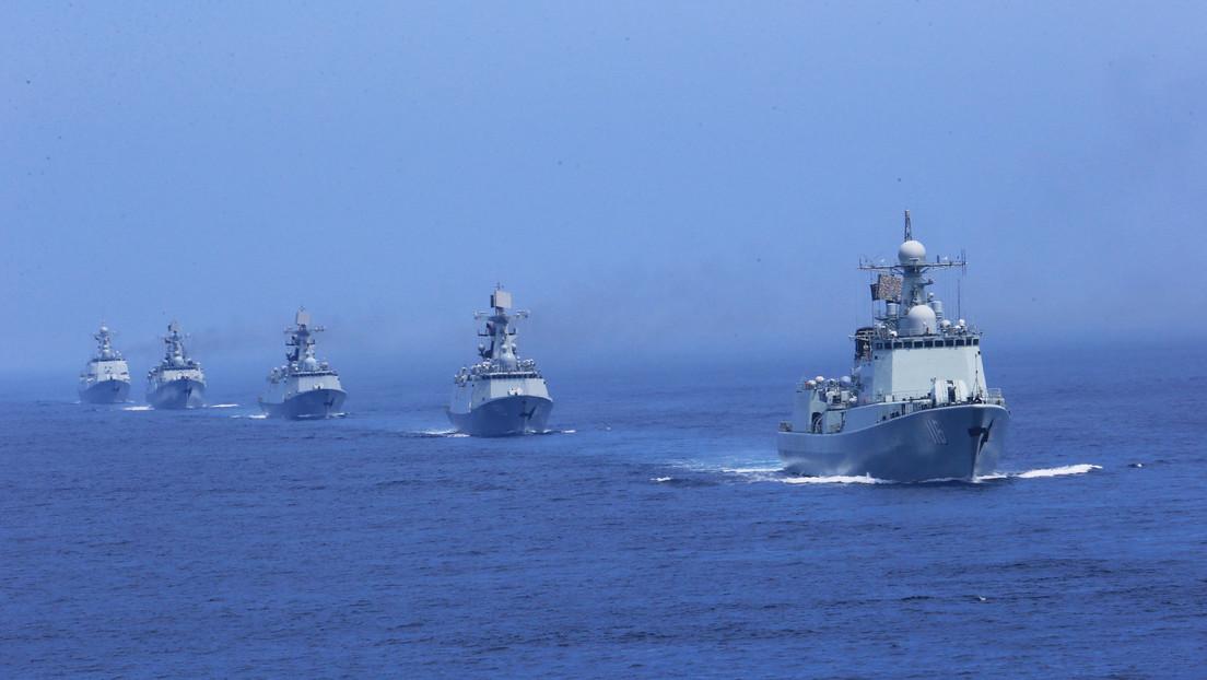 """""""Klares Signal"""" – Erstmals gemeinsame Marine-Patrouille Russlands und Chinas im Westpazifik"""