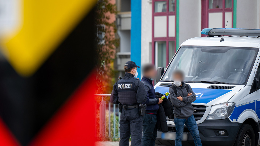 Polizei: Bewaffnete Rechtsextreme an der Grenze zu Polen aufgegriffen
