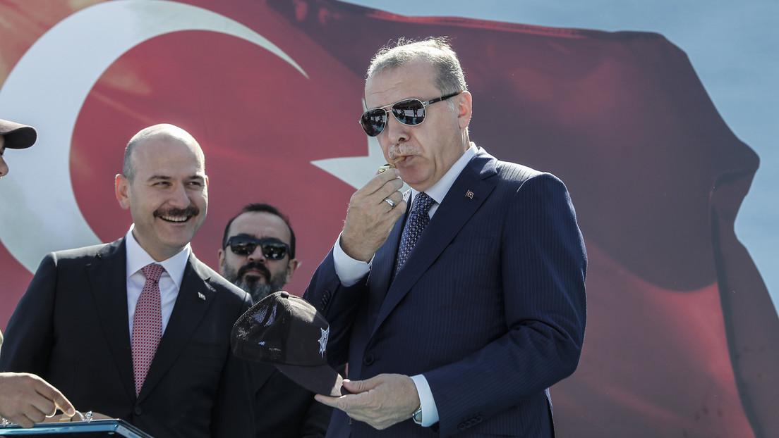 """""""Lasst sie mit Kanonen kommen"""" – Türkei verteidigt Botschafter-Rauswurf, Grüne fordern Sanktionen"""