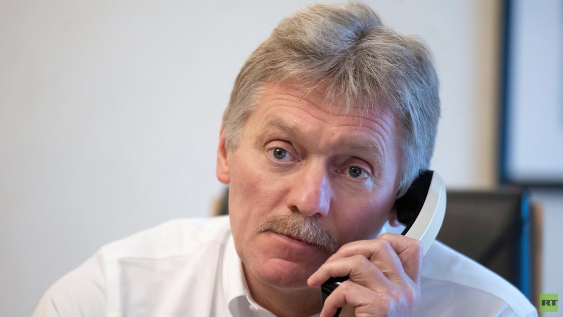 Kremlsprecher Dmitri Peskow findet nichts Schlimmes an Abbruch der Beziehungen zu NATO