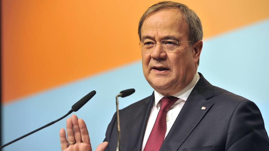 Armin Laschet legt Amt als NRW-Ministerpräsident nieder