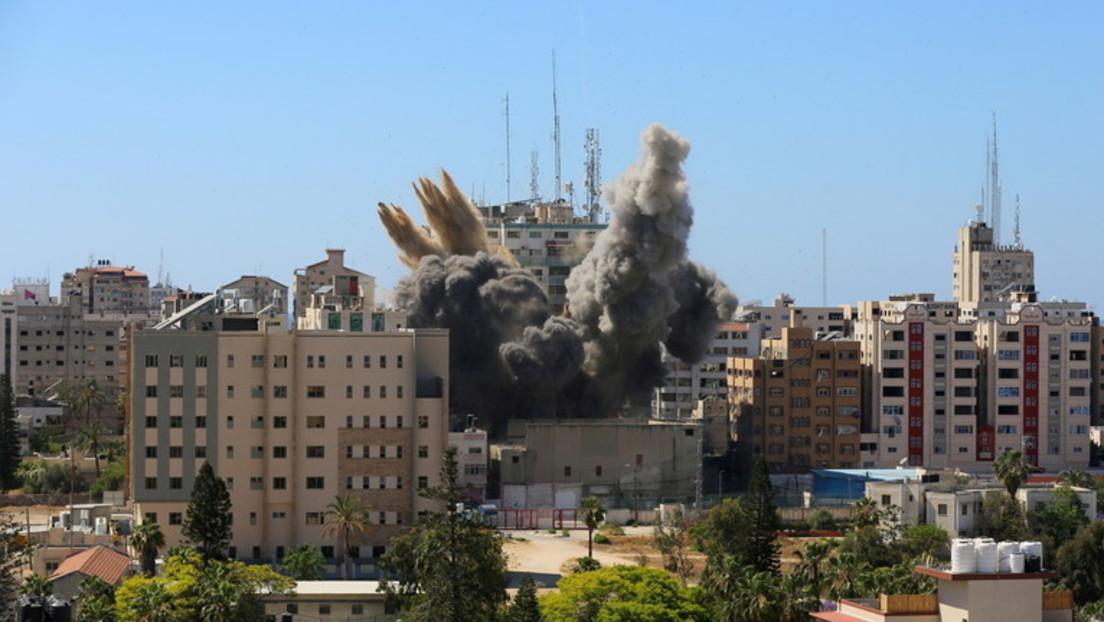 Israel: Ex-General missbilligt Angriff auf Gaza-Hochhaus als PR-Desaster