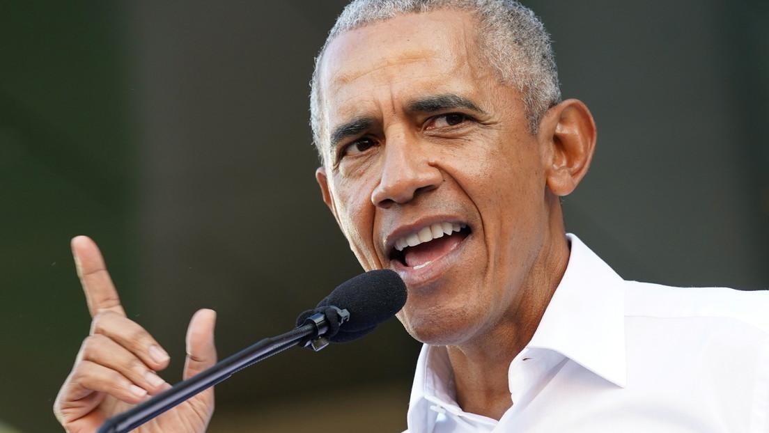 Obama wirft Republikanern Wahlmanipulation vor – durch gesetzliche Ausweispflicht