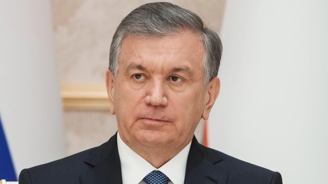 Präsidentenwahl in Usbekistan: Staatschef Mirsijojew mit 80,1 Prozent wiedergewählt