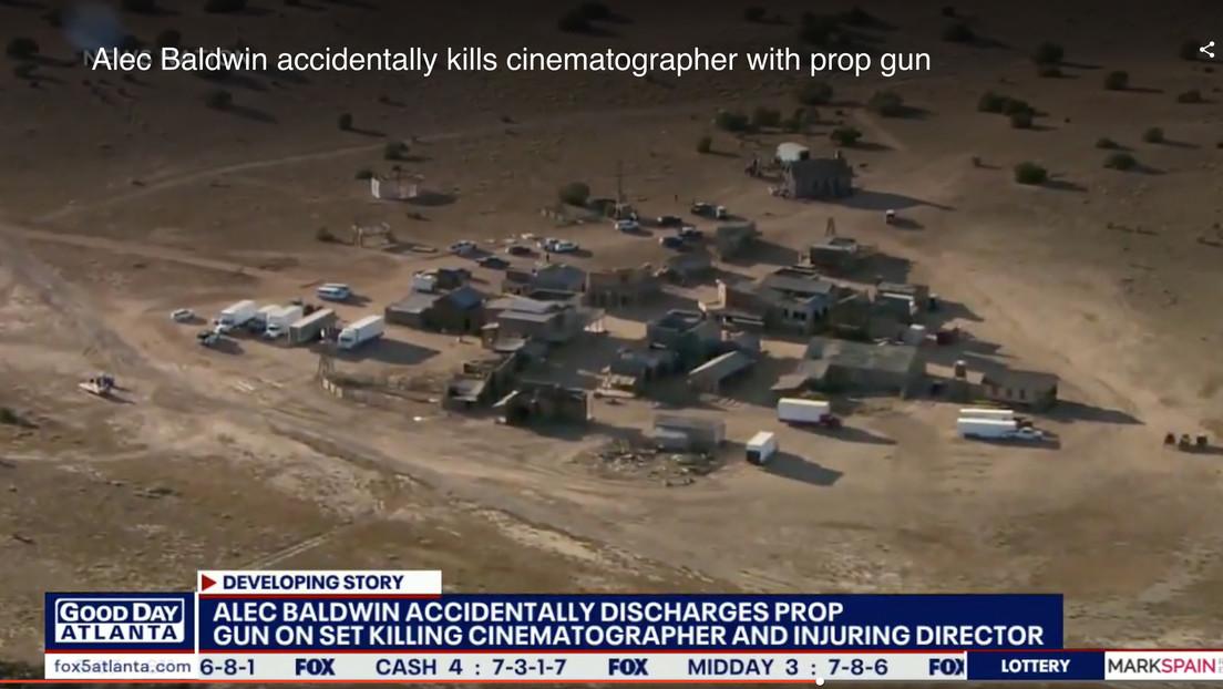 Tödlicher Schuss am Set: Filmwaffe von Alec Baldwin enthielt scharfe Patrone