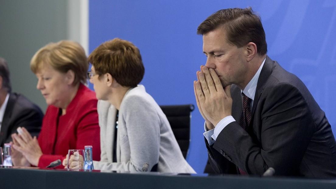 Nukleare Abschreckung erhalten – Seibert verteidigt Kramp-Karrenbauers Aussagen zu Atomwaffen