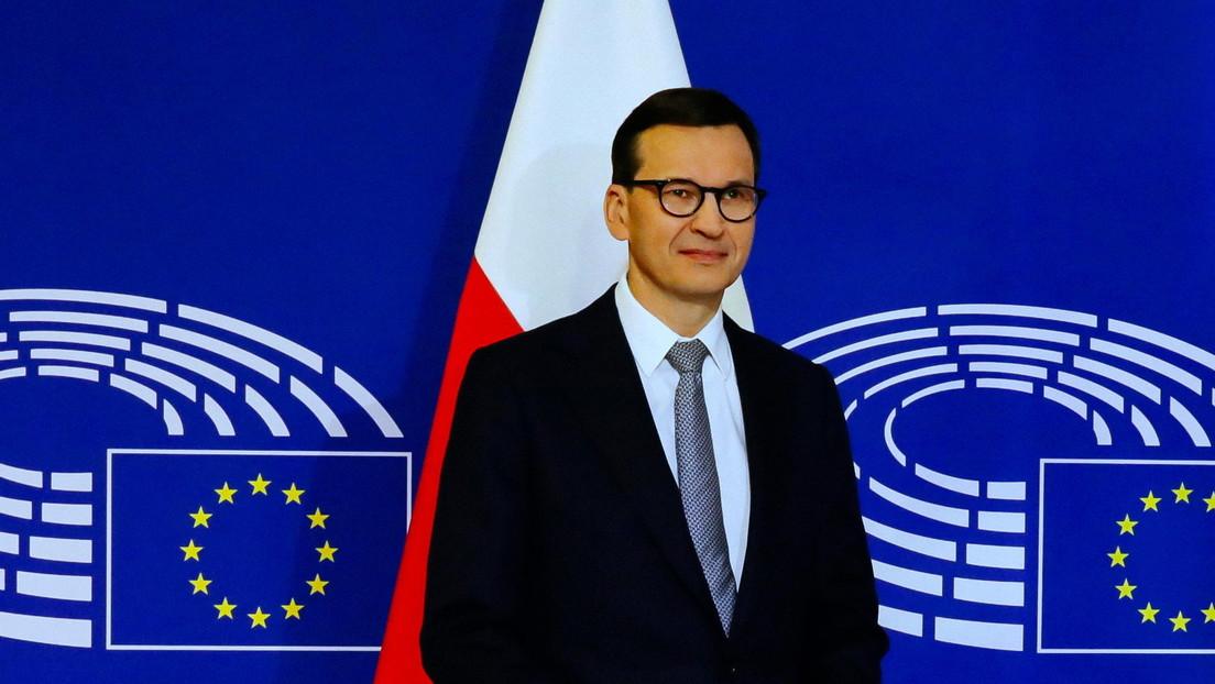 """Konfrontation zwischen Warschau und EU-Kommission: Polens Premier spricht vom """"Dritten Weltkrieg"""""""