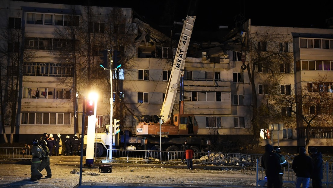 Schon wieder eine Gasexplosion in einem russischen Wohnhaus: Strafverfahren eingeleitet