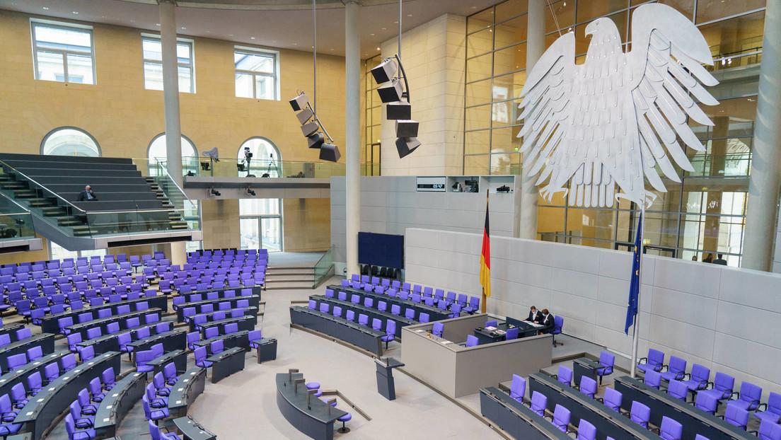 LIVE: 1. und konstituierende Sitzung des neu gewählten Bundestags