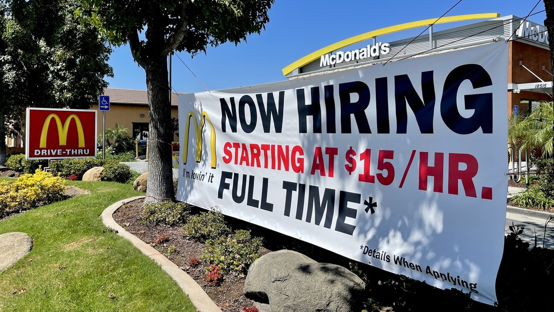 USA: Kündigungswelle erreicht Rekordhöhen
