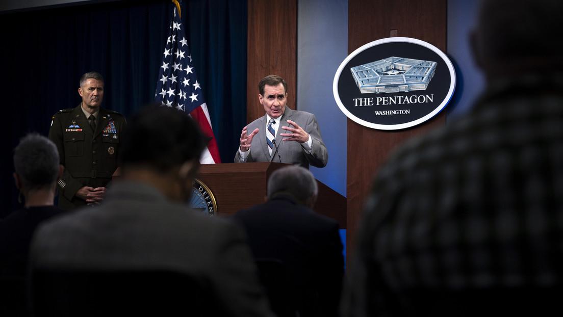 Washington behauptet: Iran hinter Drohnenangriff auf US-Basis in Syrien