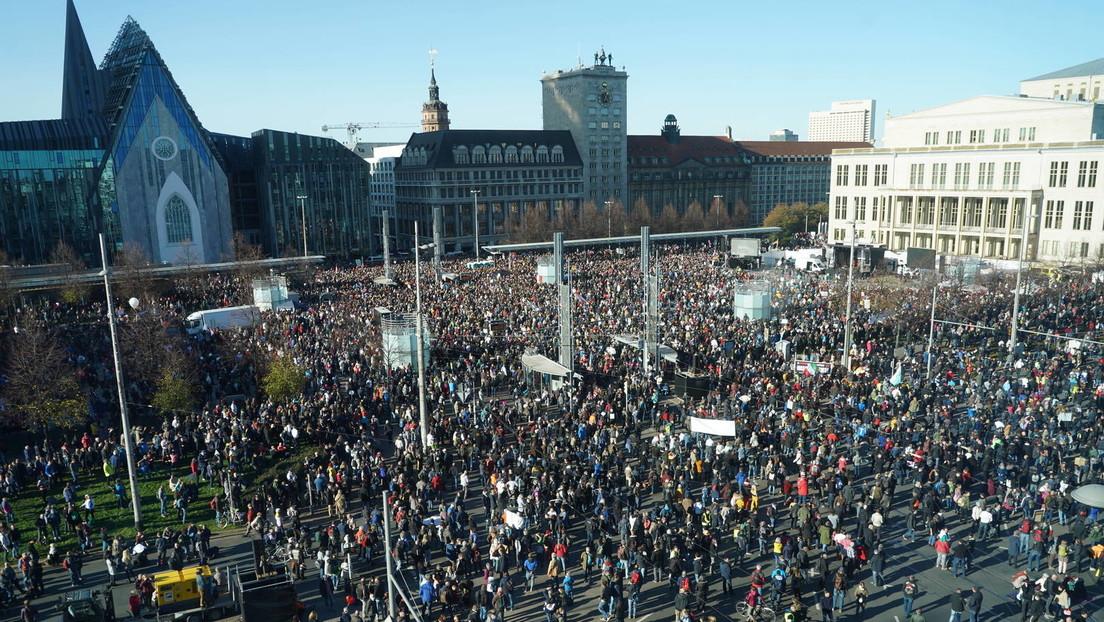 """Zum Jahrestag: """"Bürgerbewegung Leipzig"""" will am 6. November demonstrieren"""