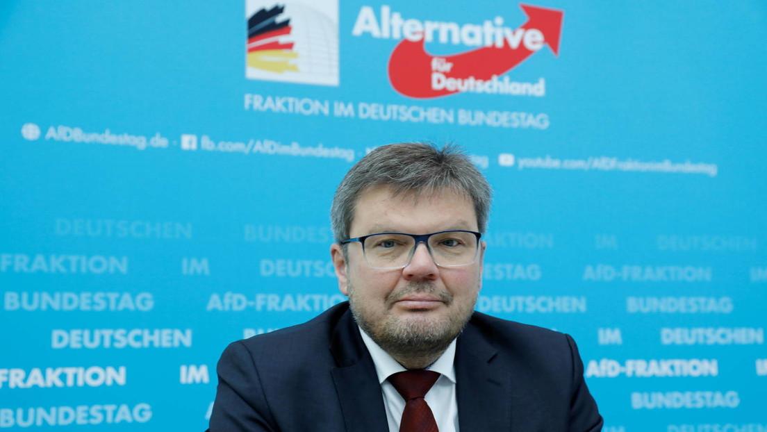 AfD-Kandidat Kaufmann bei Wahl zum Bundestags-Vizepräsidenten durchgefallen