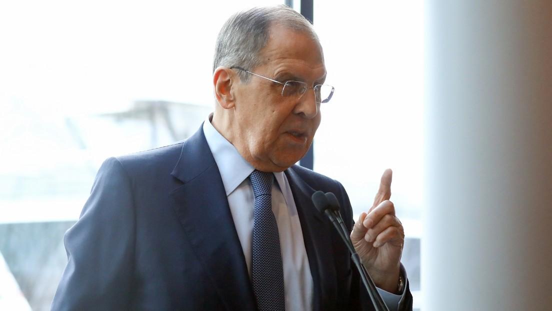 Lawrow zu Russland-NATO-Beziehungen: Sie sind nicht katastrophal, sie sind einfach nicht existent