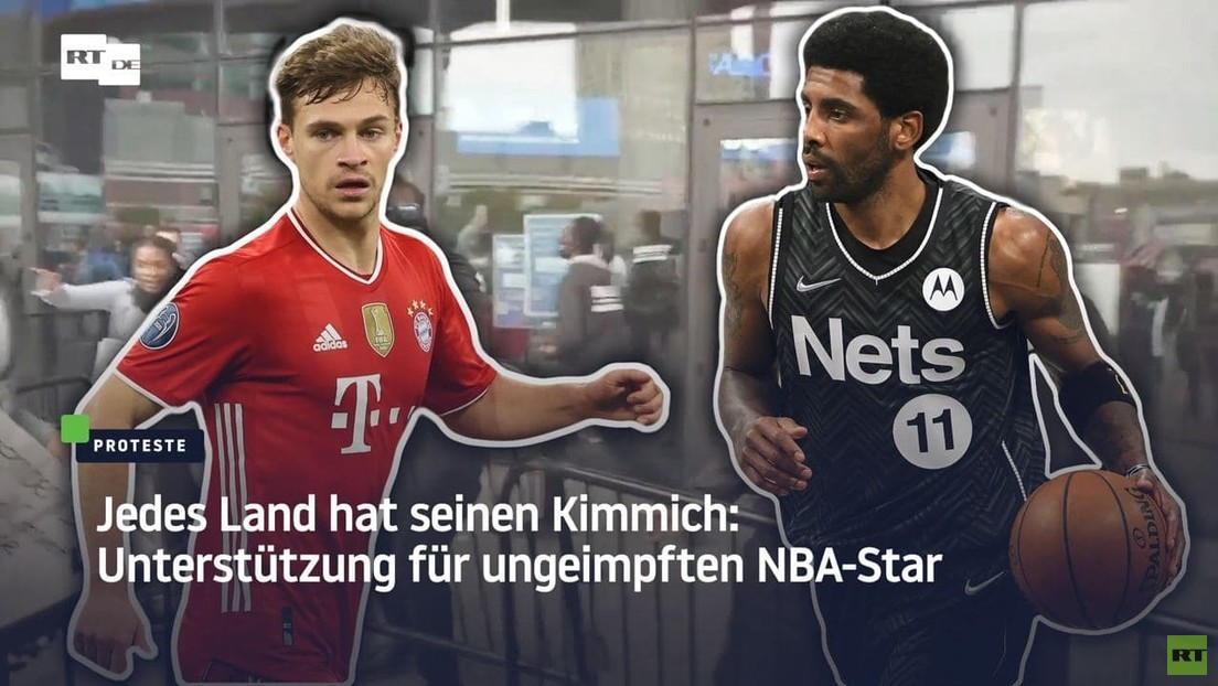 Jedes Land hat seinen Kimmich: Unterstützung für ungeimpften NBA-Star