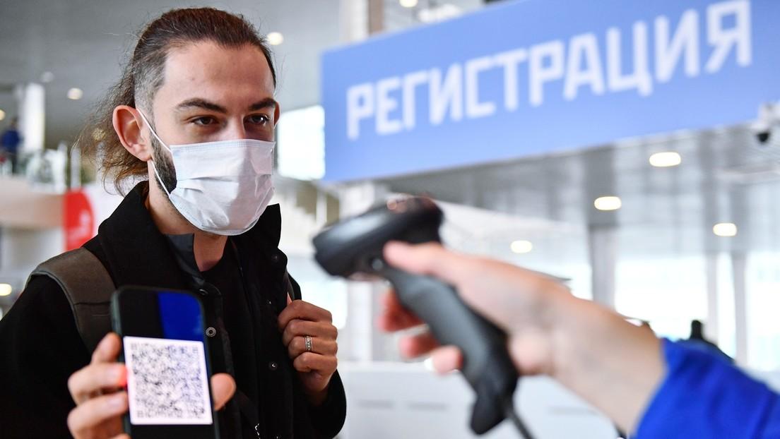 Russland: Einwohner von Sewastopol dürfen ohne QR-Code die Stadt nicht verlassen