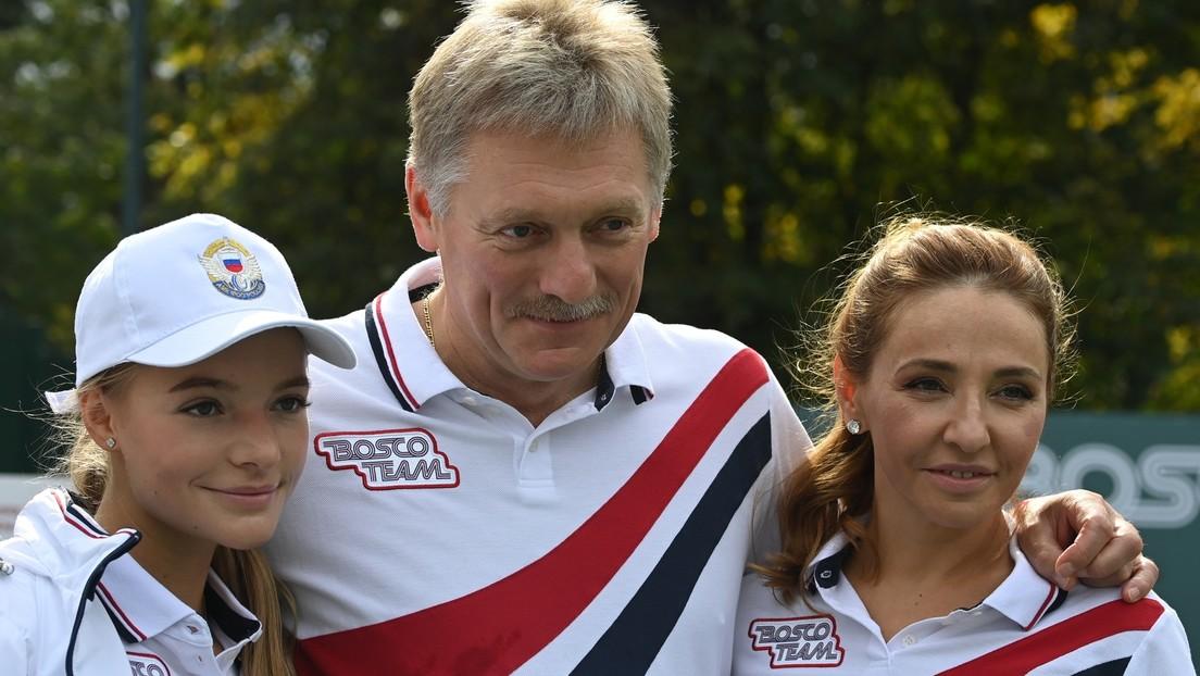 """Tochter des Kremlsprechers Peskow fordert Änderung des Gesetzes über """"ausländische Agenten"""""""
