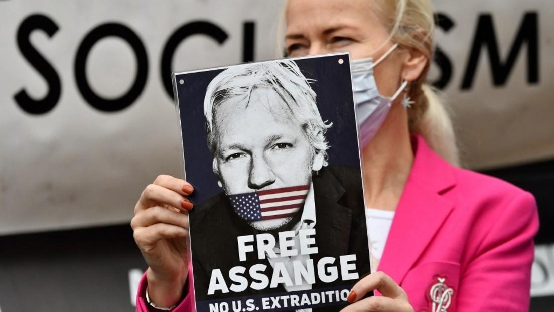 """""""Wir erleben einen Mord"""" – Berufungsverfahren zur Auslieferung Assanges an USA beginnt in London"""