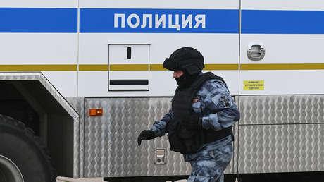 Russland: Schütze in Schule bei Perm von Direktorin neutralisiert – keine Toten
